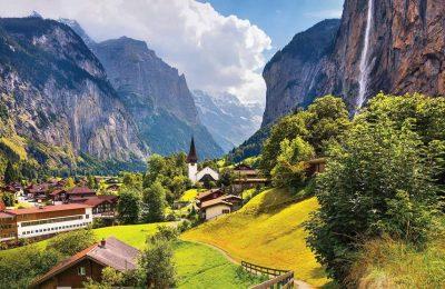 افضل 4 انشطة في بحيرة زيورخ سويسرا