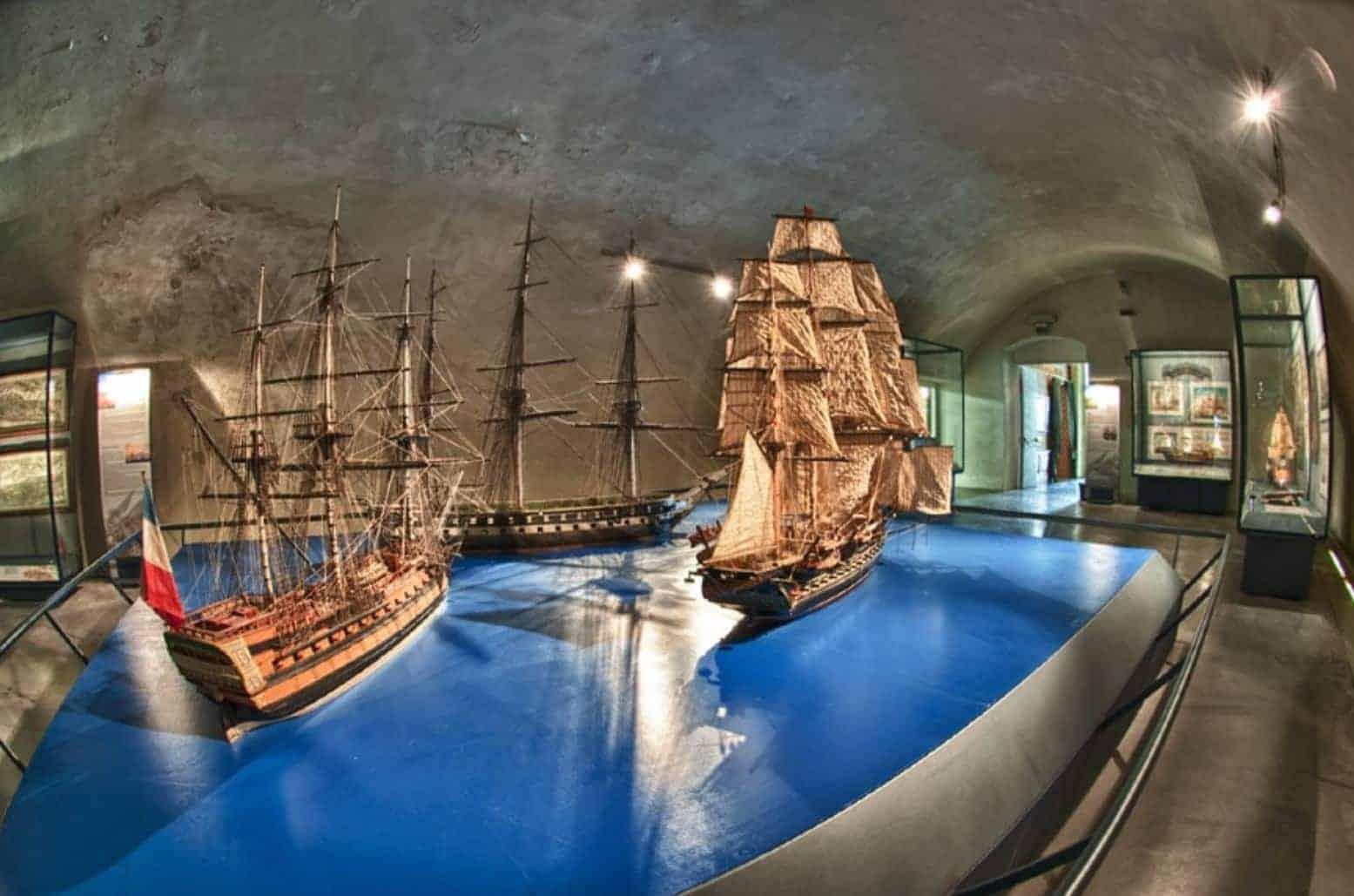 المتحف البحري في جنوة