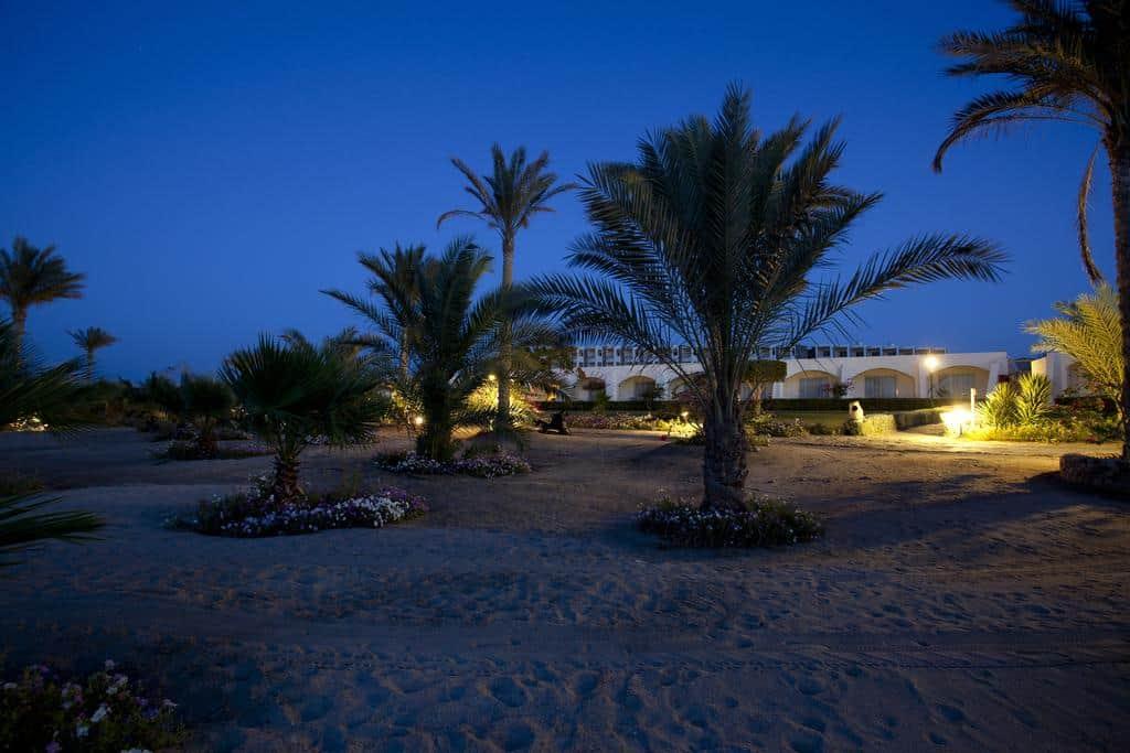 تقرير بالصور عن فندق بريكا مرسى علم
