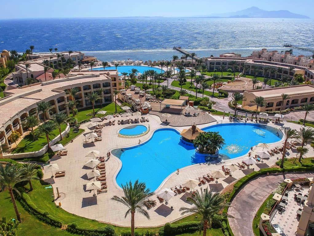 تقرير رائع عن فندق كليوباترا شرم الشيخ