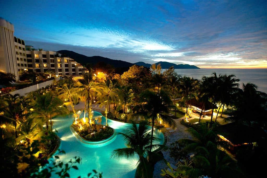 تقرير شامل عن فندق بارك رويال بينانج ماليزيا