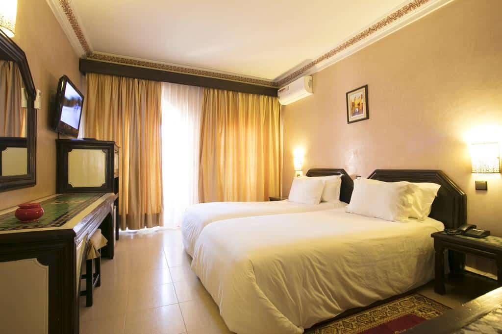 تقرير شامل عن فندق ديوان مراكش