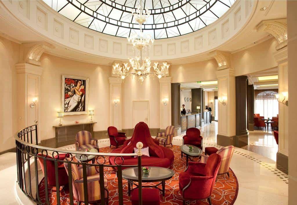 تقرير شامل عن فندق شاتو باريس