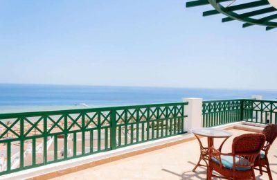 تقرير شامل عن فندق كورال بيتش شرم الشيخ