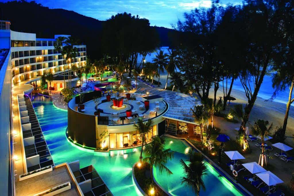 تقرير مصور عن فندق هارد روك بينانج ماليزيا