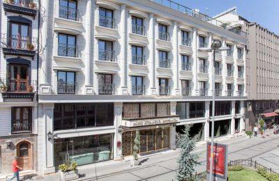 تقرير مفصل عن فندق ميس اسطنبول