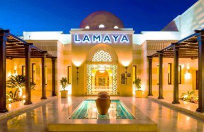 تقرير مميز عن فندق جاز لامايا مرسى علم