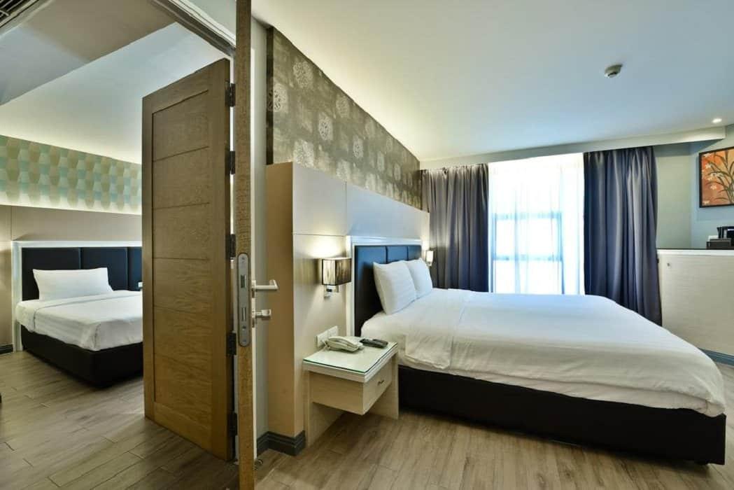خدمات فندق برستيج بانكوك