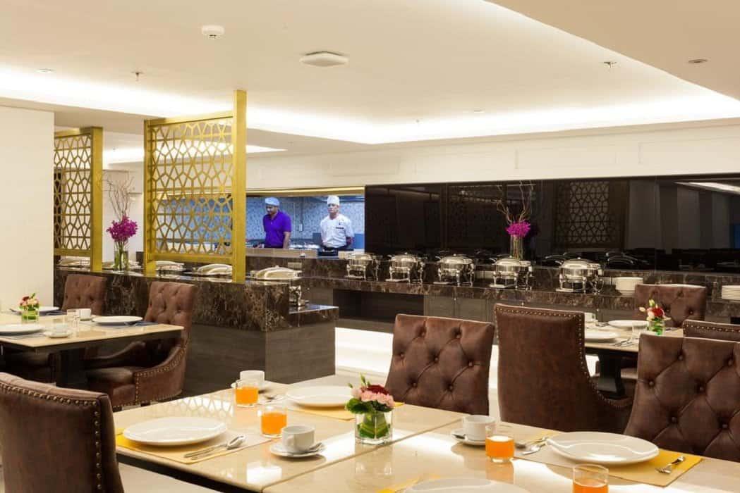 خدمات فندق جراند 5 بانكوك