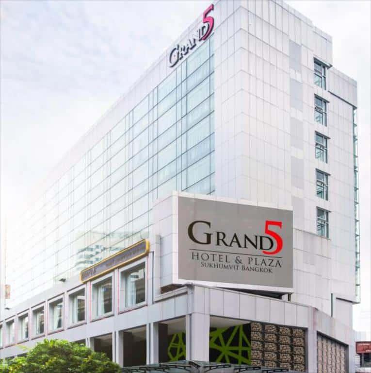 فندق جراند 5 بانكوك