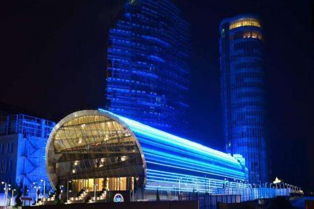تقرير شامل عن فندق قفقاز سبورت باكو