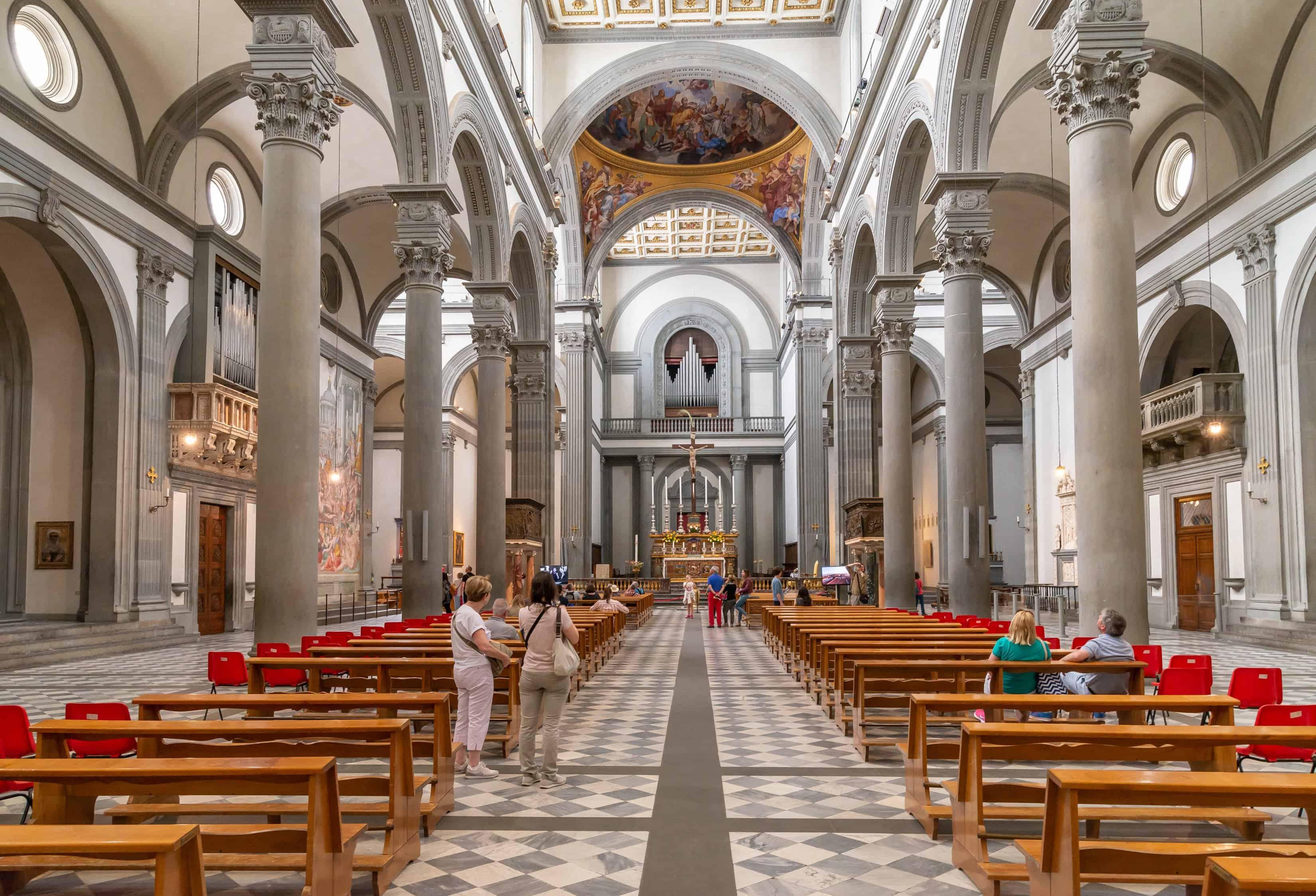 كاتدرائية سان لورينزو