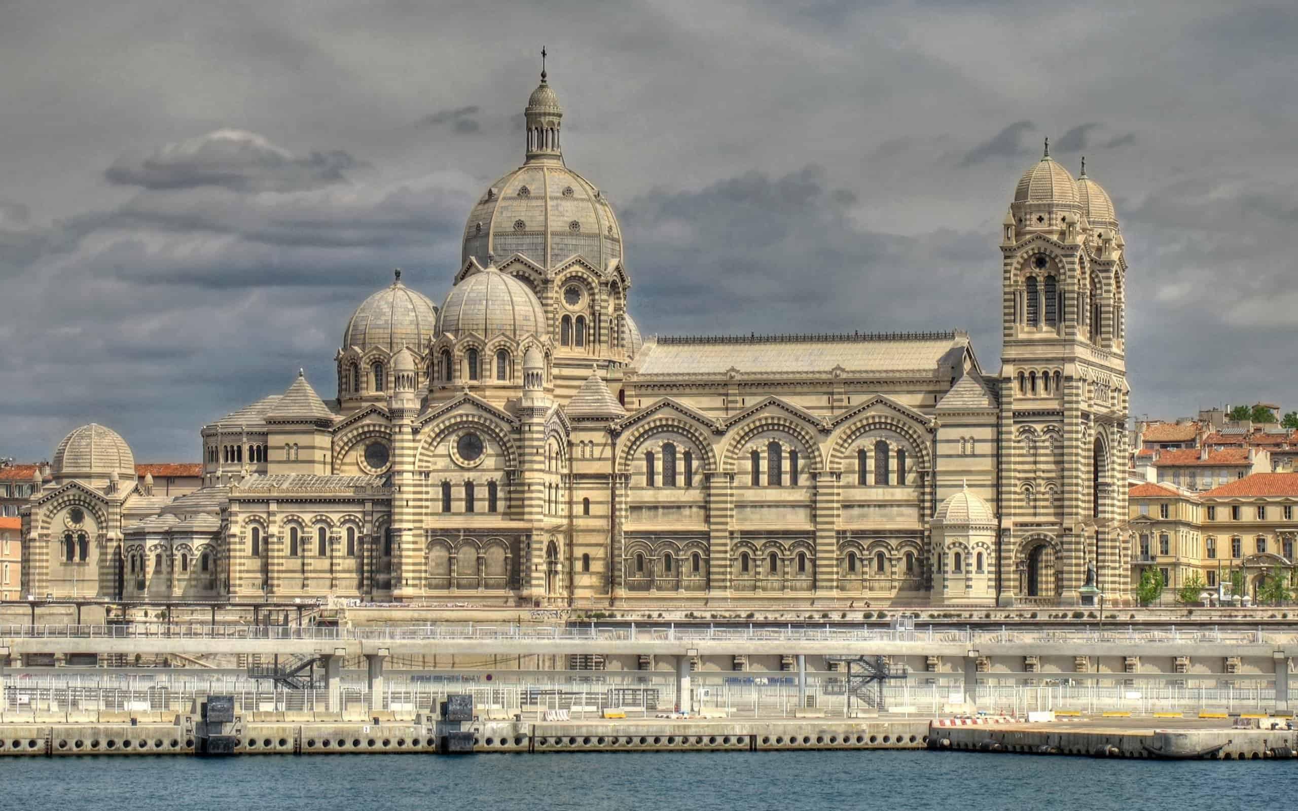 كاتدرائية مرسيليا