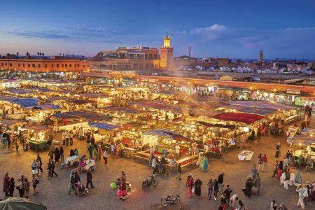 افضل 4 انشطة في قبور السعديين مراكش