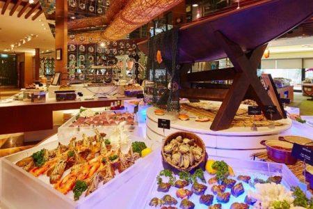 افضل 4 مطاعم حلال في سنغافورة