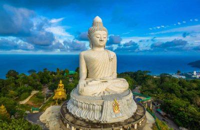 افضل 3 انشطة عند تمثال بوذا العملاق في بوكيت تايلاند