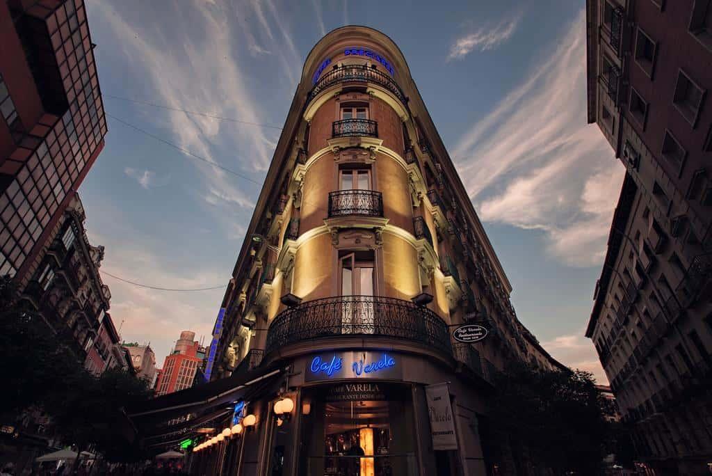 افضل اماكن التسوق في مدريد اسبانيا