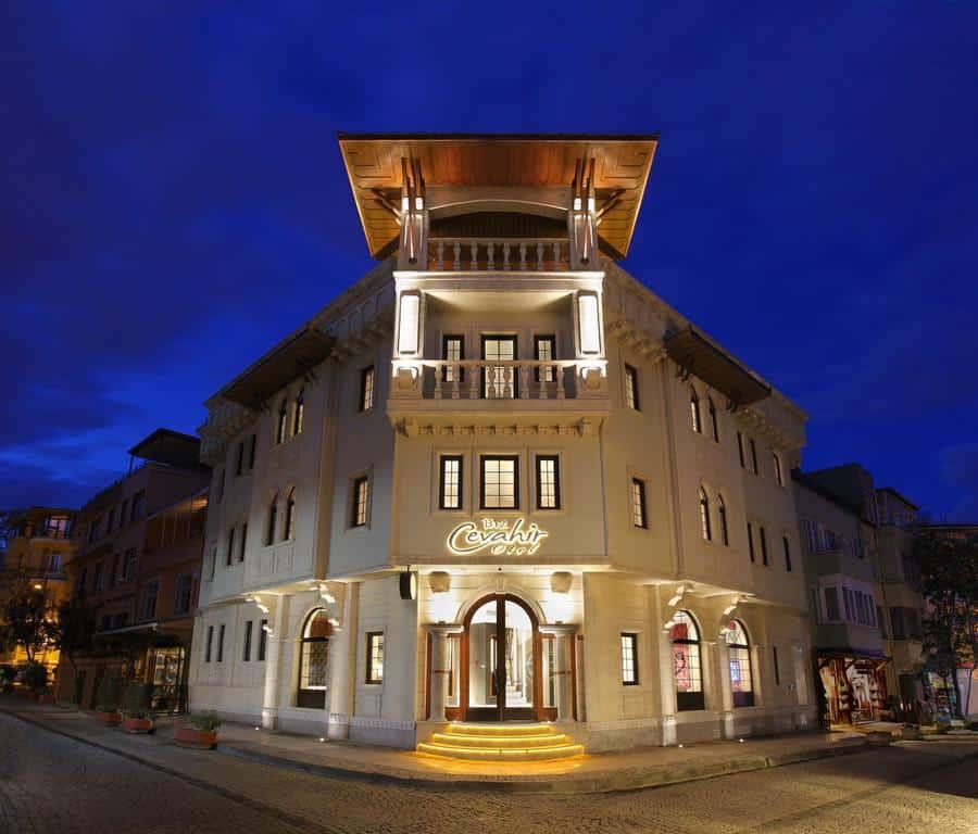تقرير مصور عن فندق بيز جواهر اسطنبول