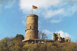 بلدة باد غودسبيرغ بون المانيا