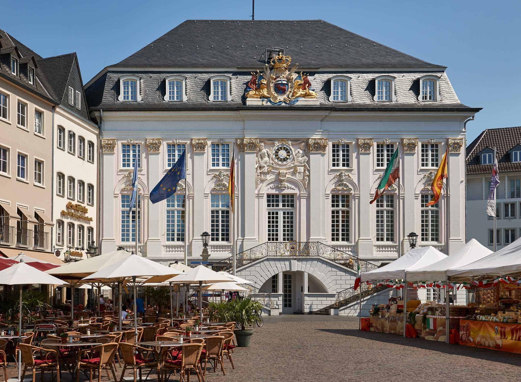 افضل 5 انشطة في بلدة باد غودسبيرغ بون المانيا