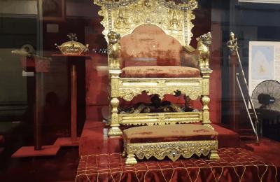 افضل 6 انشطة في متحف كولومبو الوطني سريلانكا