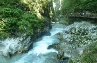 افضل 4 انشطة في اخدود فينتغار بليد سلوفينيا