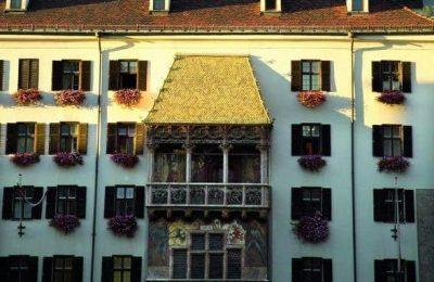 افضل 5 انشطة في مبنى السقف الذهبي انسبروك النمسا