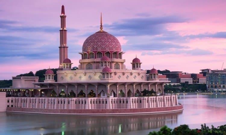 مسجد بوتراجايا – سيلانجور