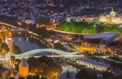 قائمة بافضل الفنادق في مدن جورجيا