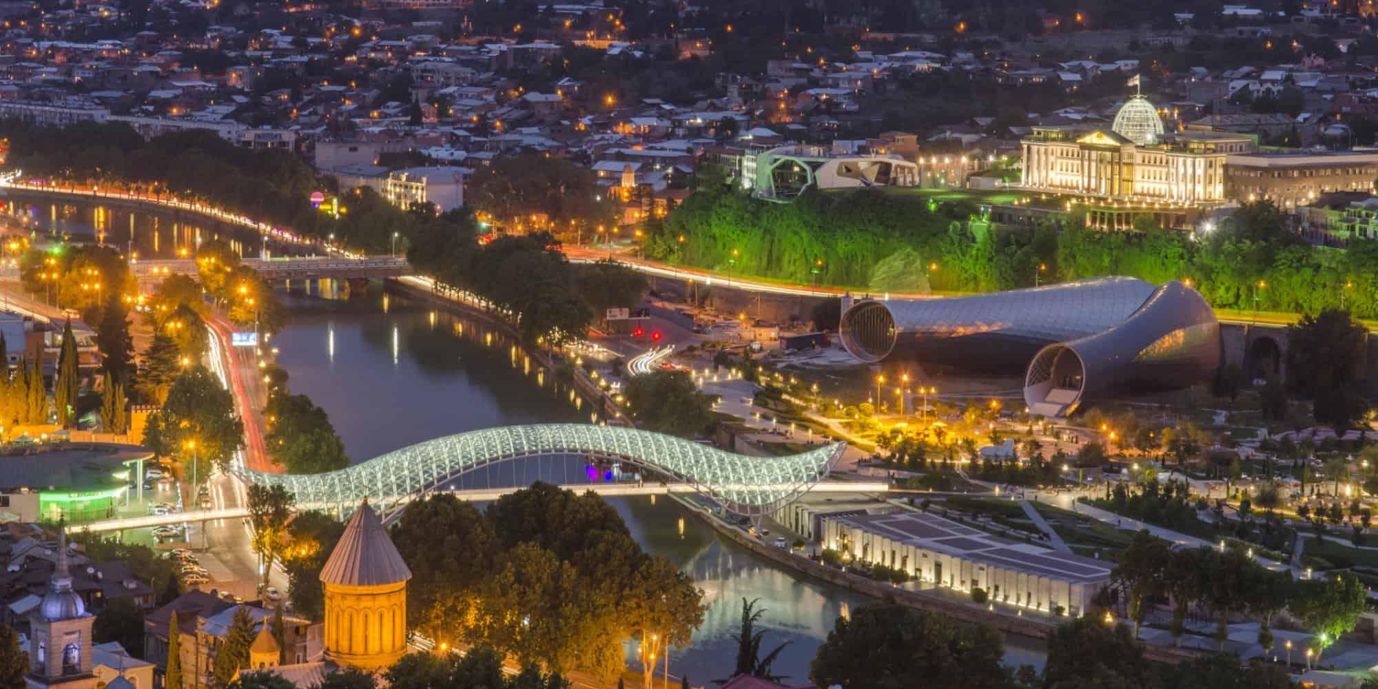 قائمة بافضل الفنادق في مدن جورجيا 2019