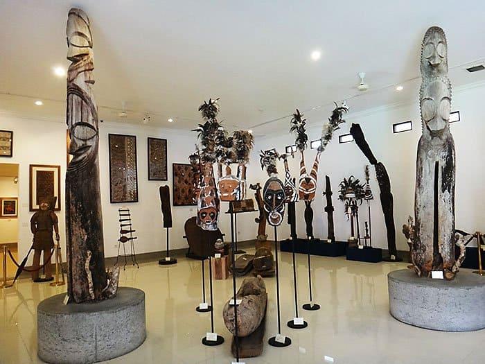 متحف باسيفيكا – نوسا دوا
