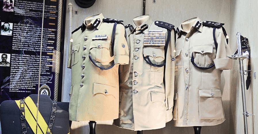 متحف الشرطة الملكي – كوالالمبور