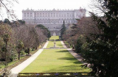 افضل 4 انشطة في حدائق ساباتيني في مدريد اسبانيا