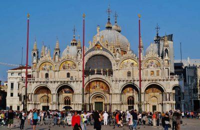 افضل 4 انشطة في كنيسة سان ماركو فينيسيا ايطاليا
