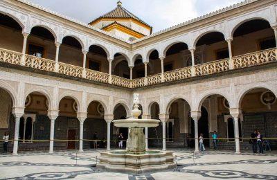 افضل 4 انشطة في قصر كاسا دي بيلاتوس اشبيلية اسبانيا