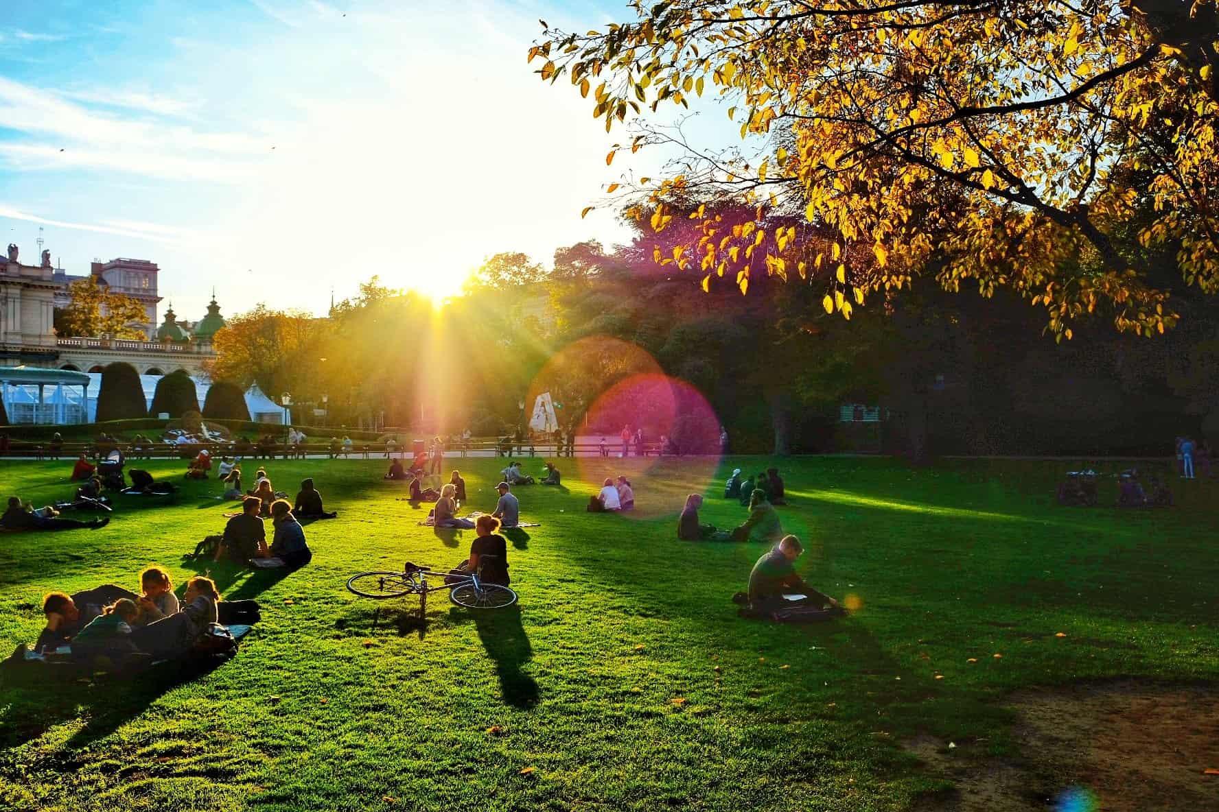 افضل 6 انشطة في حديقة شتاد فيينا النمسا