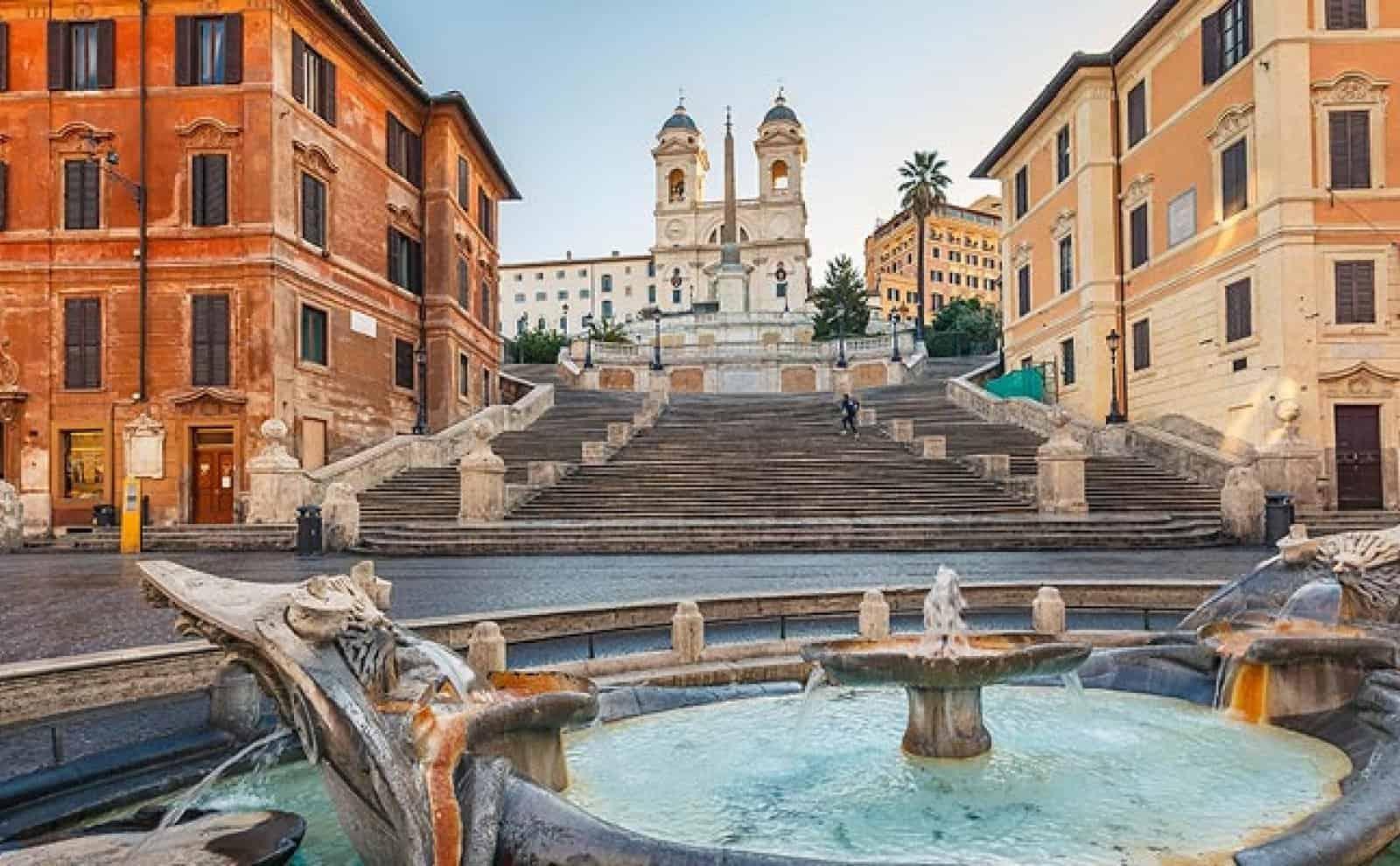 الاماكن السياحية روما