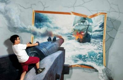 افضل نشاطين في المتحف التفاعلي صنع في بينانج ماليزيا