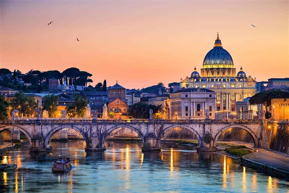 افضل 7 اماكن سياحة في روما