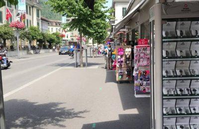افضل 3 من اماكن التسوق في انترلاكن سويسرا