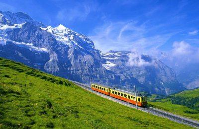 قائمة بافضل الفنادق في مدن سويسرا 2020