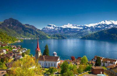 اهم 4 اماكن سياحية في لوزيرن سويسرا
