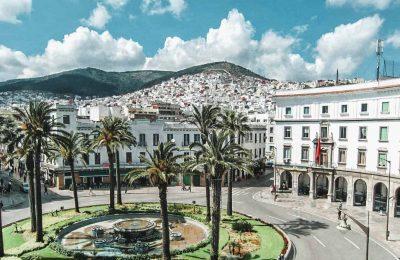اين تقع تطوان والمسافات بينها وبين مدن المغرب