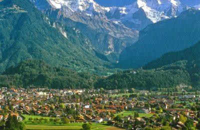 افضل 5 اماكن سياحية في انترلاكن سويسرا