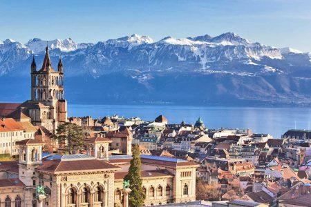 افضل 3 اماكن سياحية في مدينة لوزان سويسرا