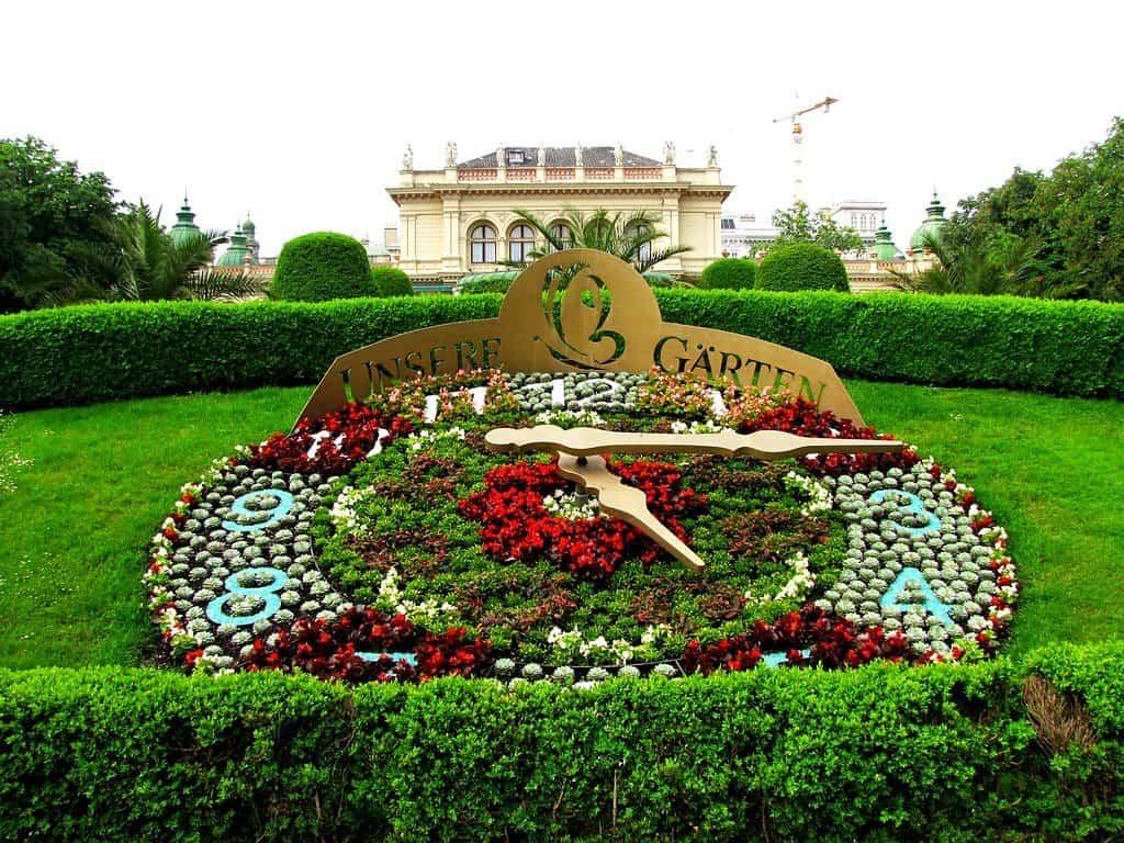 حديقة شتاد فيينا