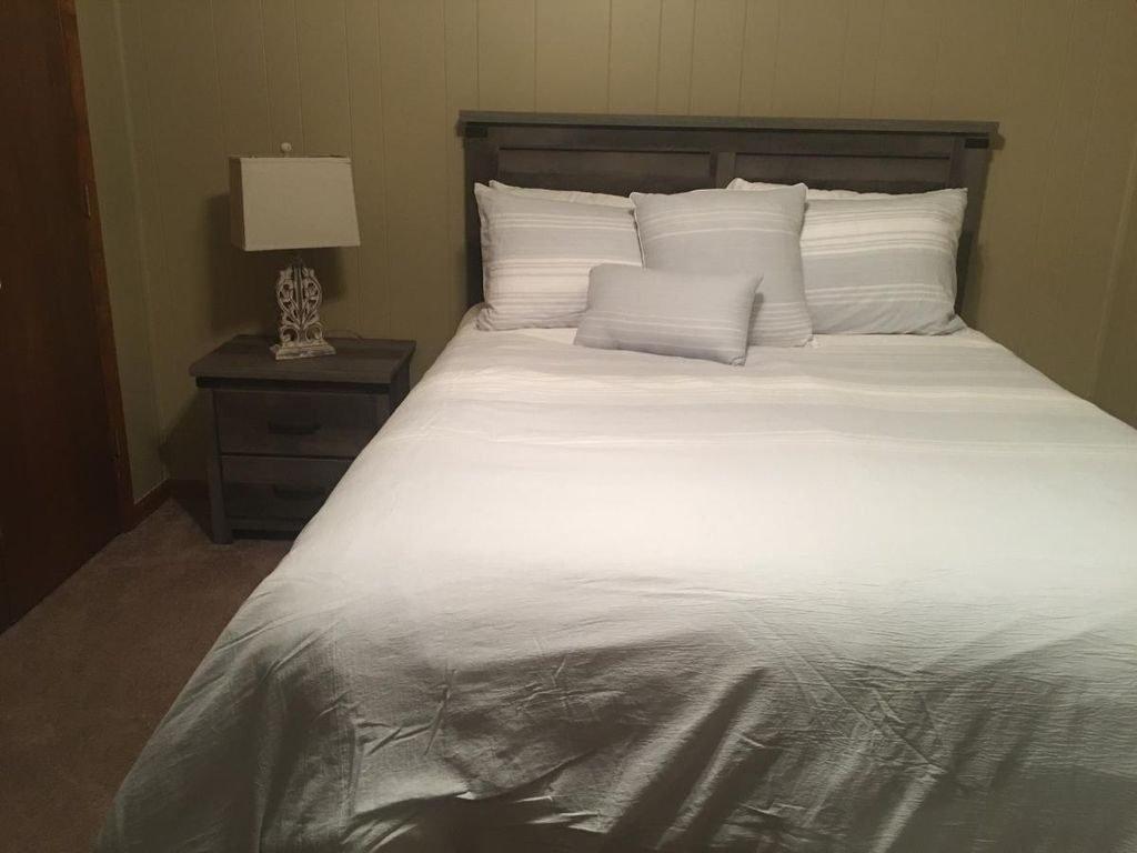 غرفة مريحة من احد فنادق العرائش