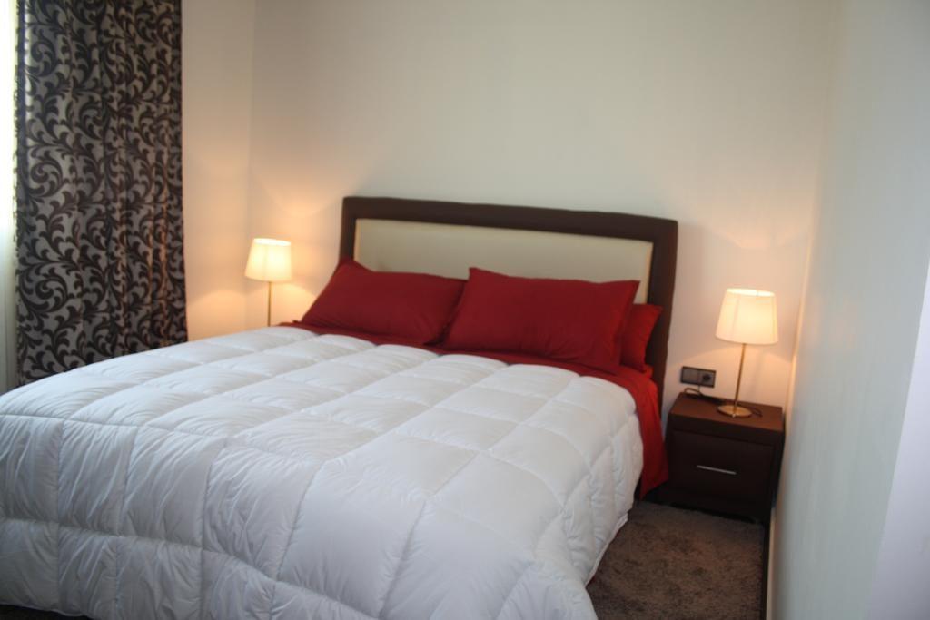 غرفة من فندق سليم الخزامى احد اجمل فنادق العرائش