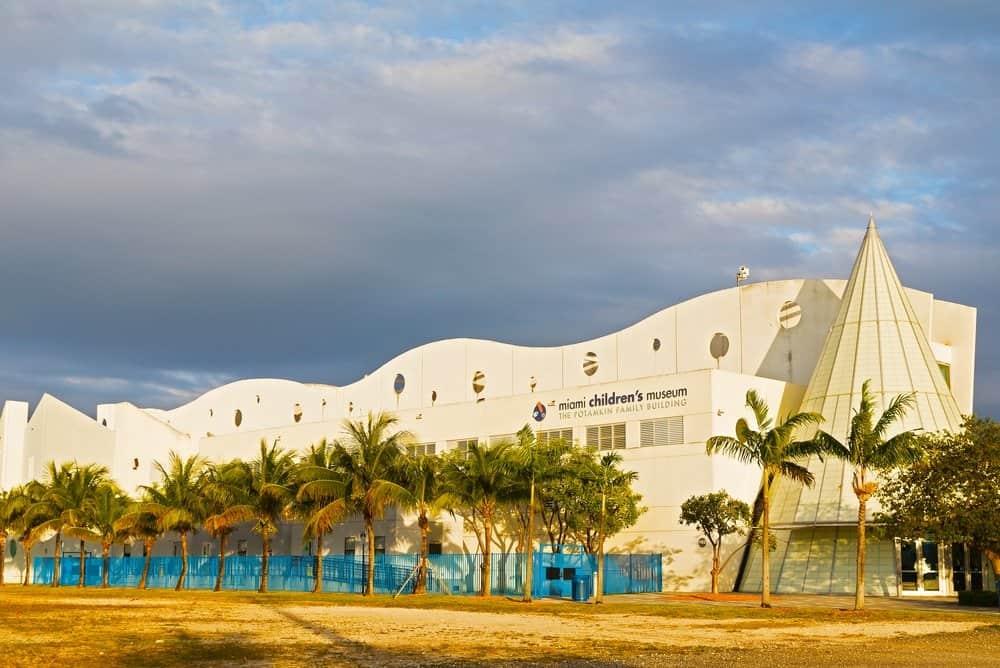 زيارة متحف الأطفال في ميامي
