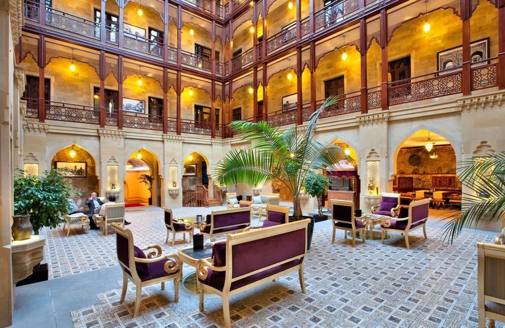 فندق شاه بالاس اجمل فنادق باكو